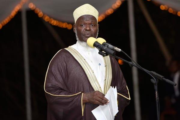 Mufti Mubajje new muslim leader