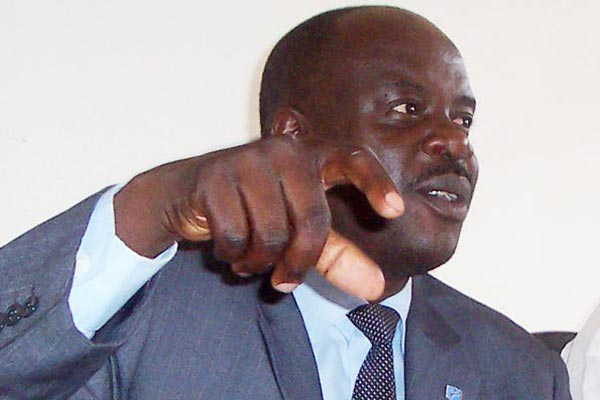 Mulindwa NRM party spokesperson