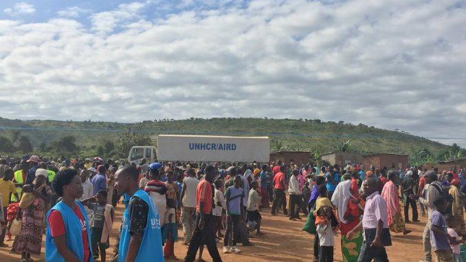 Nakivale Refugee settlement