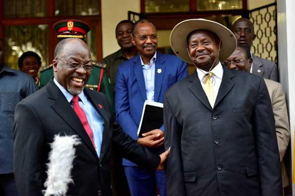 President Museveni primary school