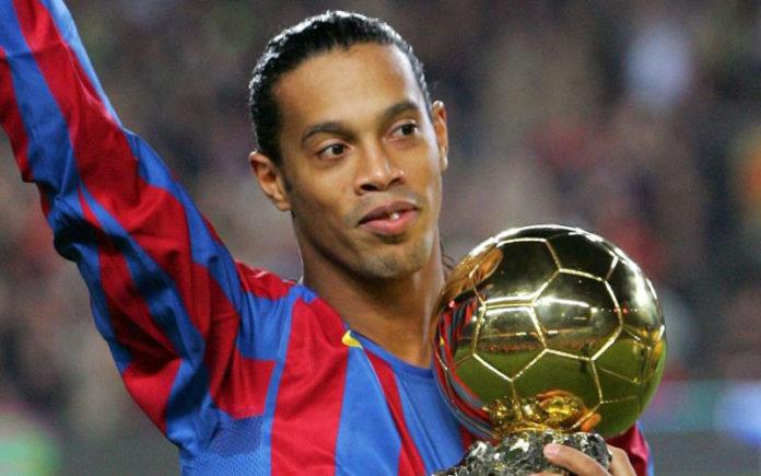 Brazilian court Ronaldinho Gaúcho