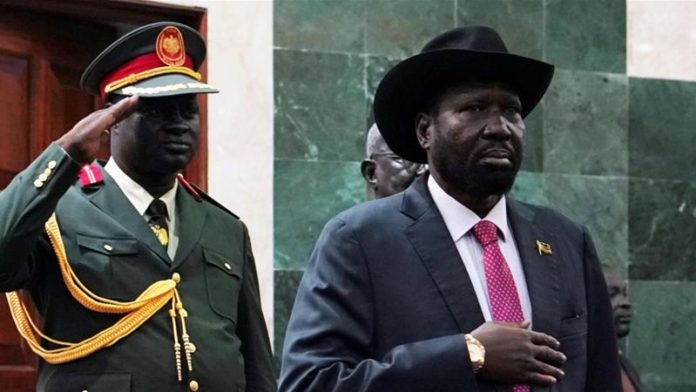 Salva Kiir bans National Anthem
