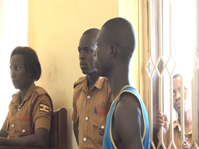 Askari Moses Angoriya jailed over Arnold Mugisha's death