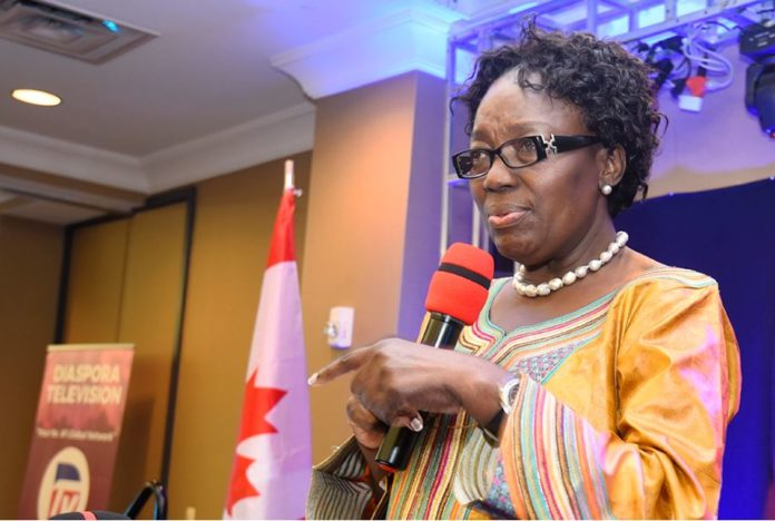 """Citizens should have easy access to visas,"" Speaker Kadaga asks Foreign Ministers"