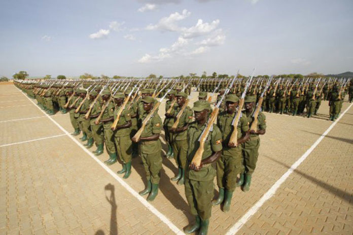 UPDF to recruit more LDUs ahead of 2021 general elections