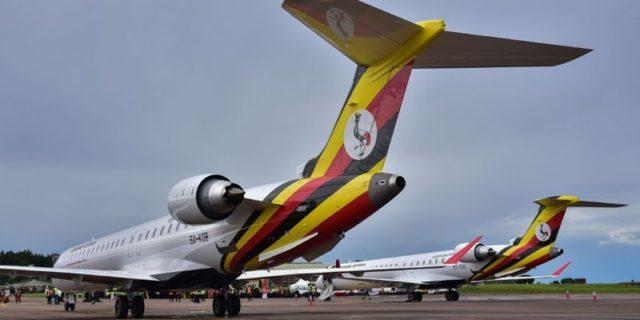 Uganda Airlines flights