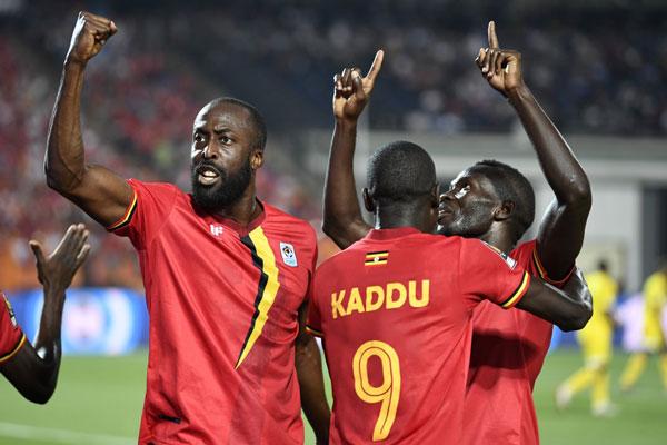 AFCON 2019: Uganda to face Senegal in the last 16
