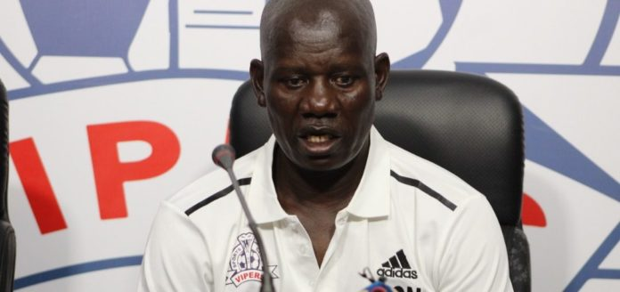 Vipers SC sack head coach Micheal Ouma