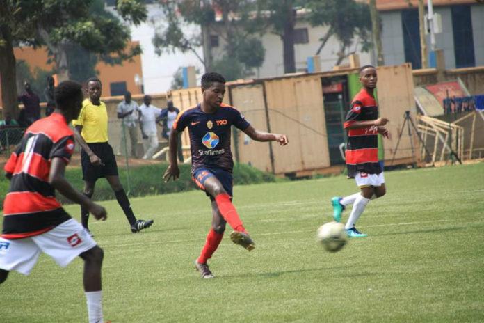 CECAFA 2019: KCCA FC wins 5-1 in a test match against ProLine