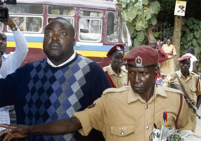 Former NSSF boss, David Chandi Jamwa