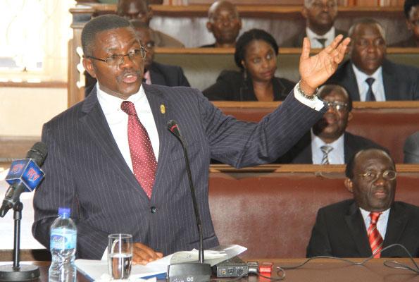 Buganda national coffee bill