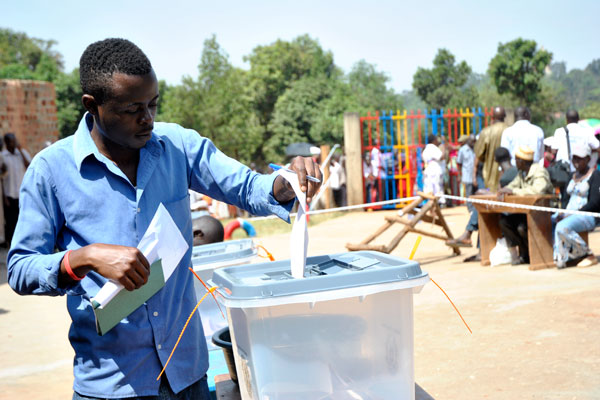 proposed Electoral Reforms in Uganda