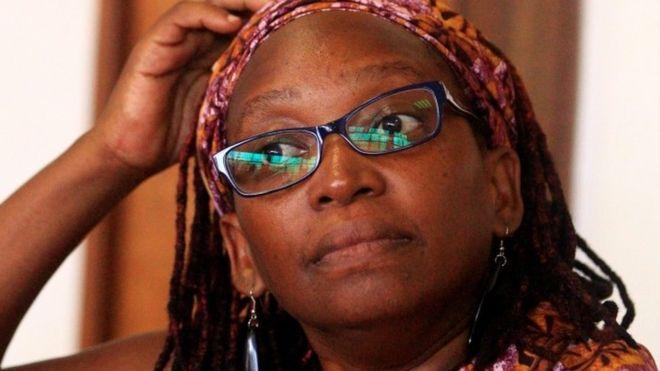 Dr Stella Nyanzi Uganda Prisons Services