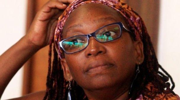 Dr Stella Nyanzi appeals
