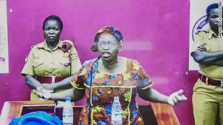 Stella Nyanzi faces disciplinary action