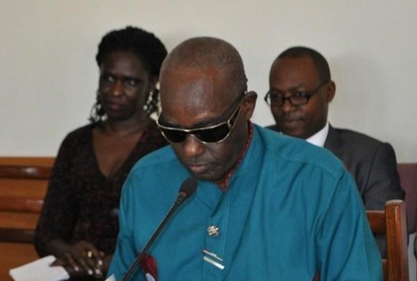 Gen Tumwine defends himself