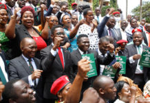 Grand People's Coalition ahead of 2021 General Elections