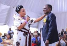 Judith Babirye marriage with ssebulime