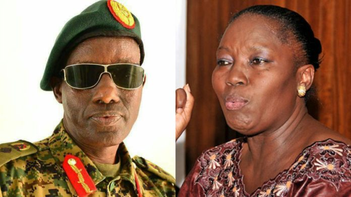 Kadaga summons Security Minister Gen Elly Tumwine