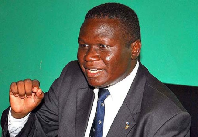 Mao asked Minister Anite