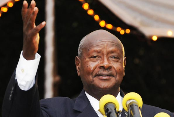 Museveni asked to explain unfulfilled free sanitary pads