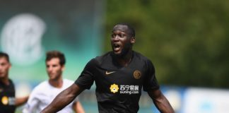 Romelu Lukaku scores 4 goals on Inter Milan debut