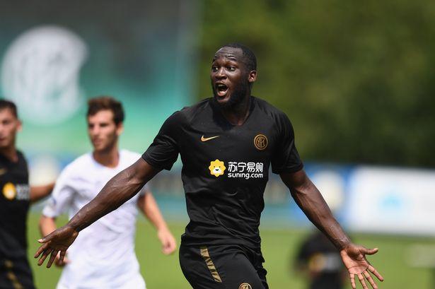 Romelu Lukaku scores 4 goals on Inter Milan debut
