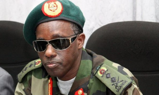 Security Minister Tumwine