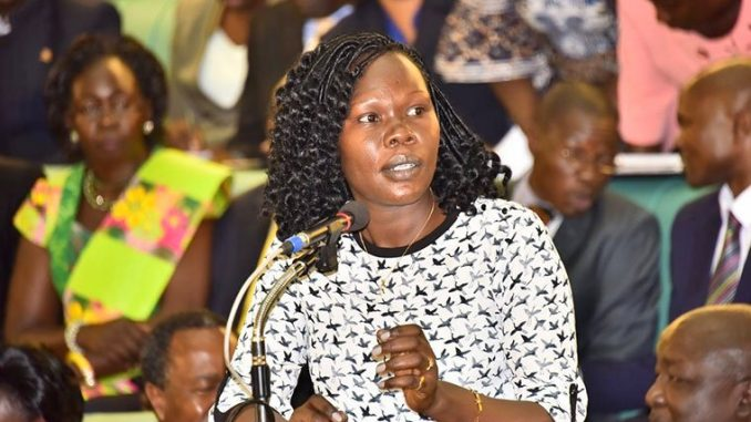 Mafias want to end my life over UTL – Minister Evelyn Anite
