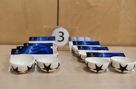 UEFA Champions League group stage draws