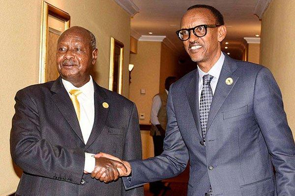 Uganda-Rwanda Border Closure
