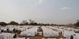 Uganda tightens security refugee camps