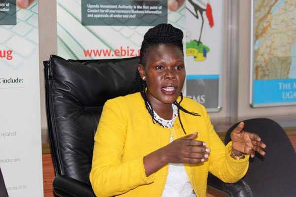 West Nile MPs Minister Evelyn Anite