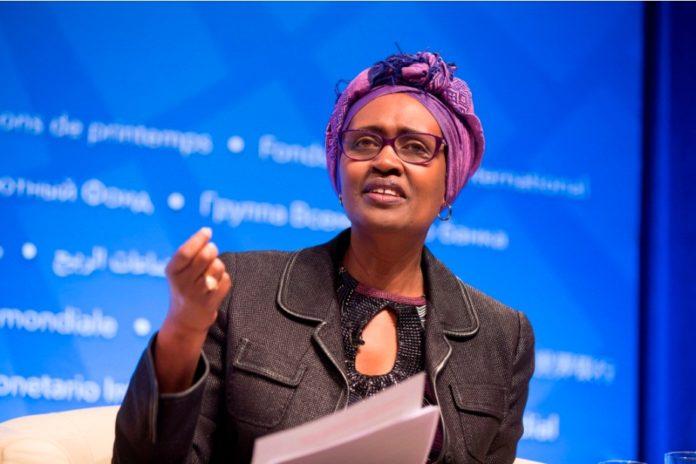 Winnie Byanyima joins UNAIDS