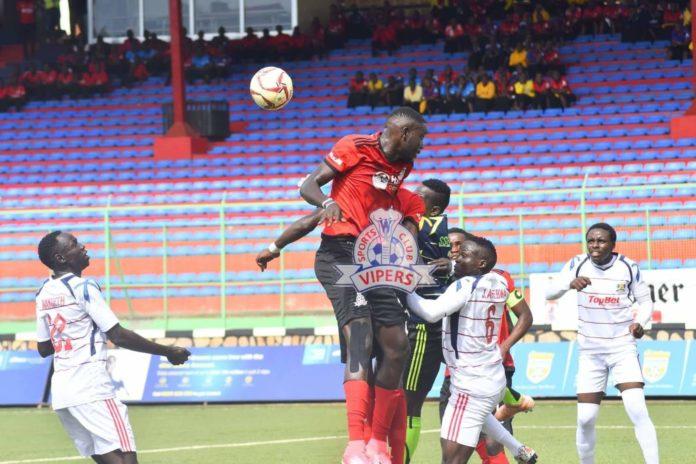 Mbarara City draw Vipers SC in StarTimes Uganda Premier League