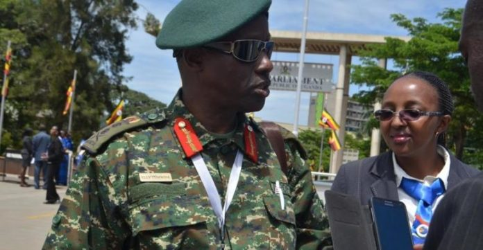 Gen Tumwine on illegal ISO arrests
