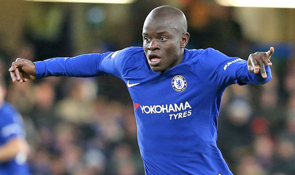N'Golo Kante will miss Chelsea's trip to Wolves today