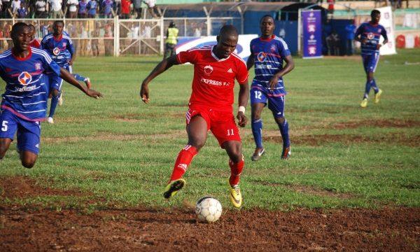 SC Villa edge Express FC in Kampala derby (1-0)