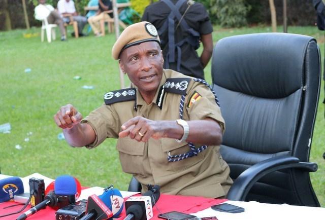 travel ban on former IGP General Kale Kayihura