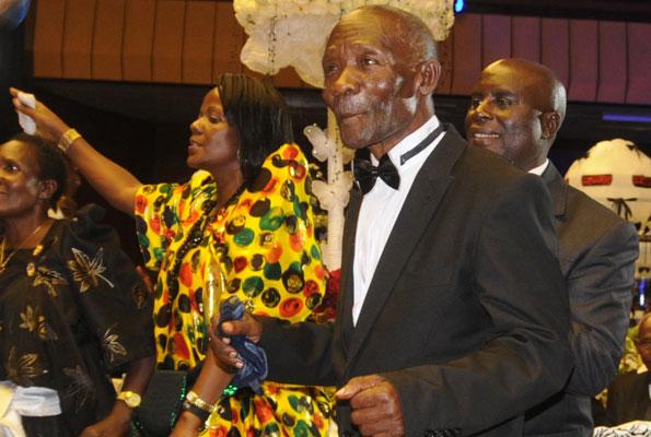 Bobi Wine's father late Mzee Mzee Willington Ssentamu