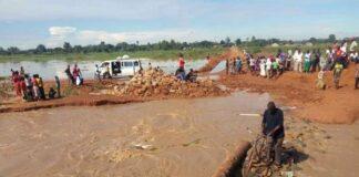 Butaleja floods victims