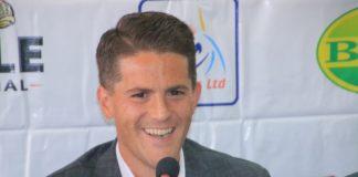 Coach Johnathan McKinstry