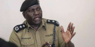 Fred Enanga denies land grabbing allegations