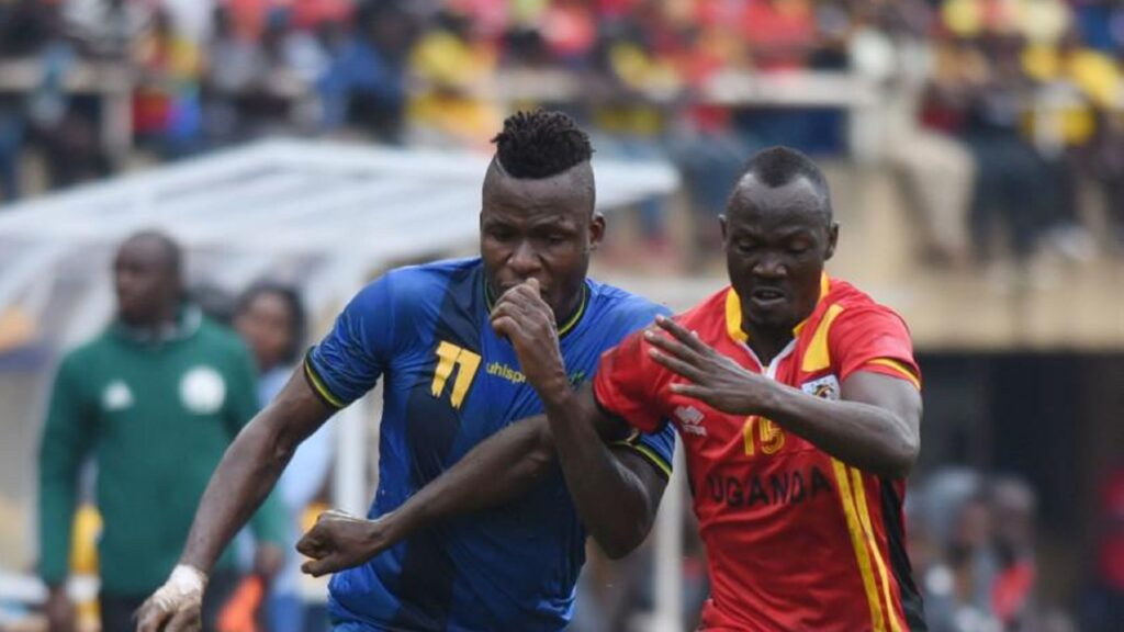 godfrey walusimbi uganda Jjaaja walu