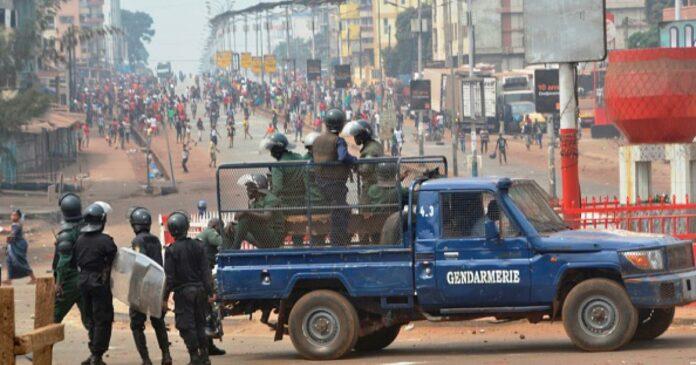 Guinea President Alpha Conde to run for a third term