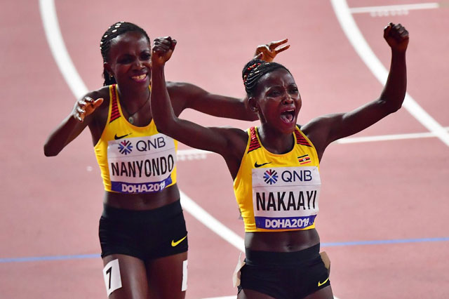Halimah Nakaayi wins Uganda's first gold in Doha2