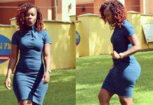 Lucky Rahma Mbabazi Uganda