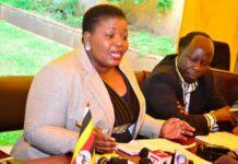 NRM Secretary General Kasule Lumumba