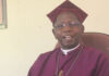 Outgoing Archbishop Stanley Ntagali on education