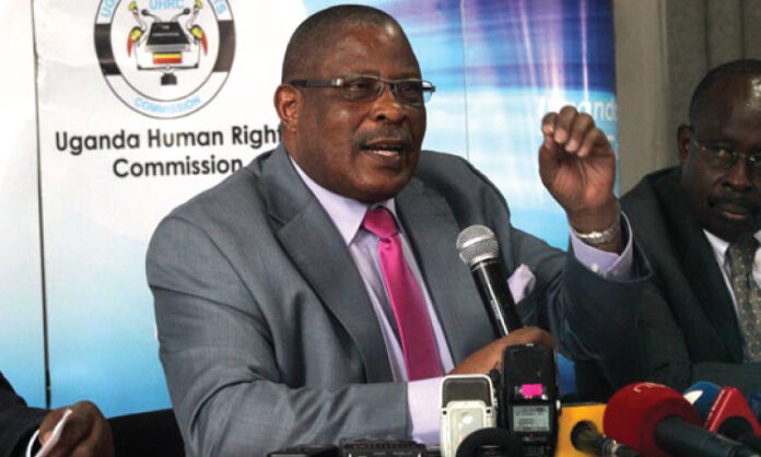 UHRC Boss Med Kaggwa calls for respect of Human Rights